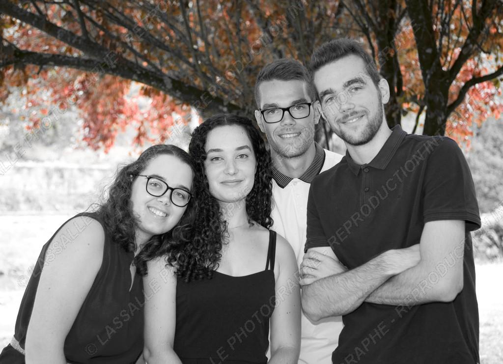 Photo de frères et soeurs