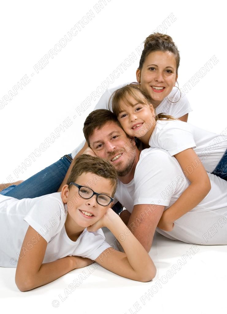 Cliché de famille