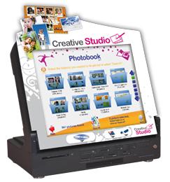Borne de développement de photos numériques