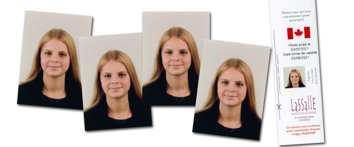 Photos d'identité citoyenneté